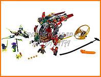 Конструктор Ninjago Bela Корабль R.E.X. Ронана арт. 10398-79122