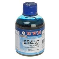 Чорнило WWM для Epson Stylus Pro 7600/9600 200г Light Cyan Водорозчинні (E54/LC)