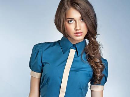 Рубашки для женщин снова в моде
