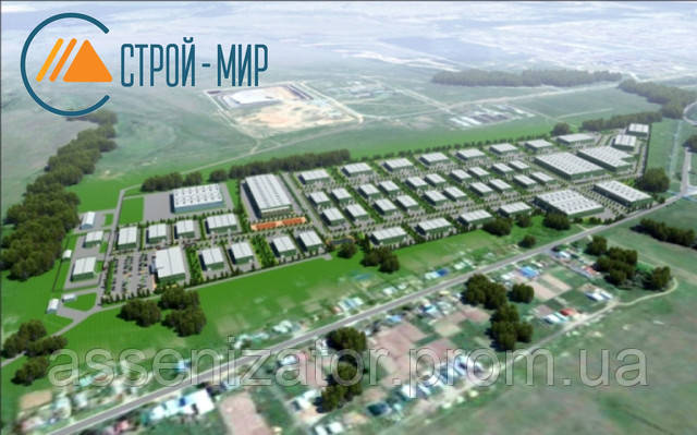 В Севастополе построят индустриальный парк.