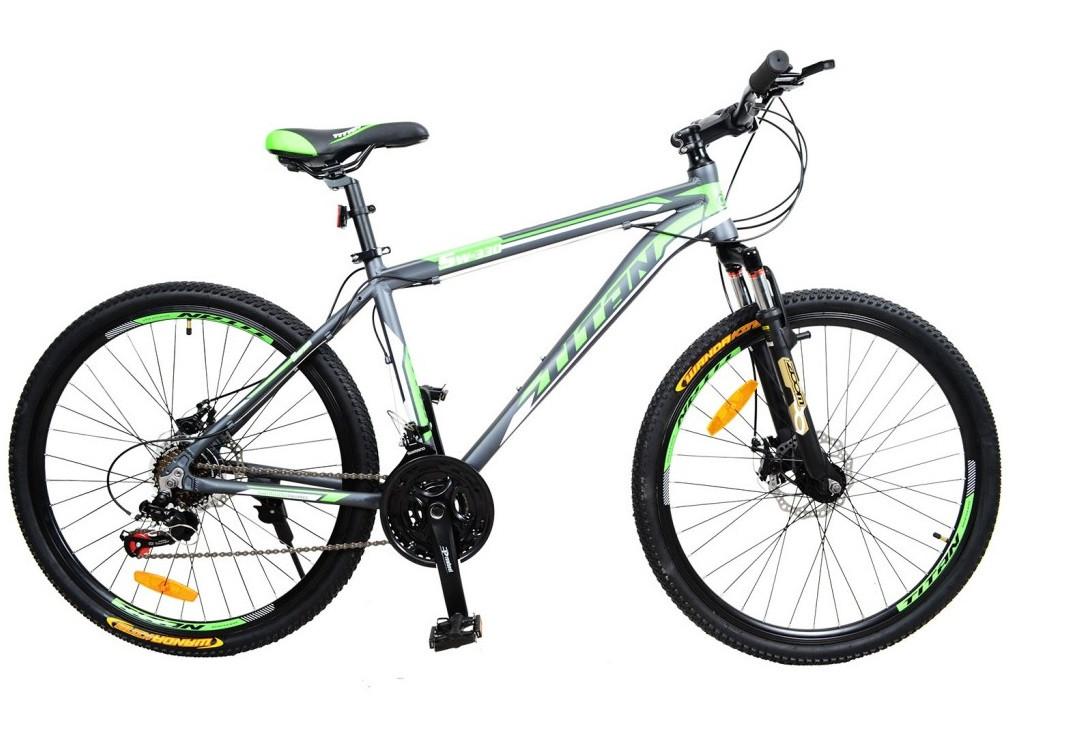 """Горный велосипед Titan XC2616 колесо 26"""" с алюм. рамой"""