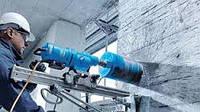 Сверление отверстий в железобетонных стенах с водой. т. 095-936-42-42. Киев и обл.
