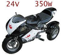 Трёхколёсный детский електрический HL-G69E (350W)