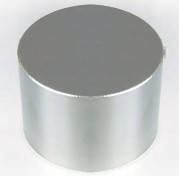 Польский Неодимовый магнит D45*H35 (сила: 115кг / намагниченность: N42)