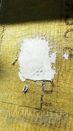 Клей для минеральной ваты и пенопласта на основе белого и серого цемента