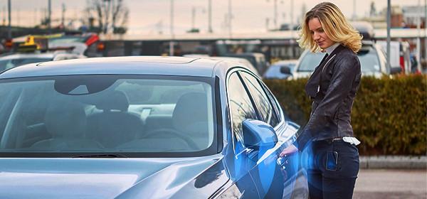 Смартфон - ключ к вашему автомобилю.