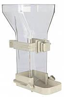 Кормушка Trixie Food Dispenser для птиц, 150мл/12см