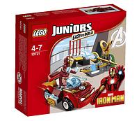 Конструктор Lego Железный Человек против Локи (10721)