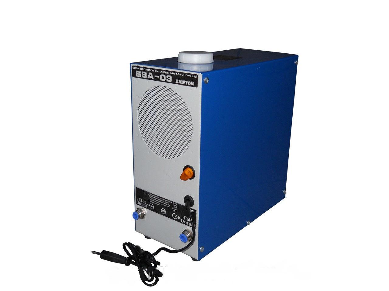 Блок автономный жидкостного охлаждения KRIPTON БВА - 04