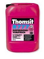 Дисперсионная грунтовка для впитывающих минеральных оснований (Томзит) Thomsit R 777