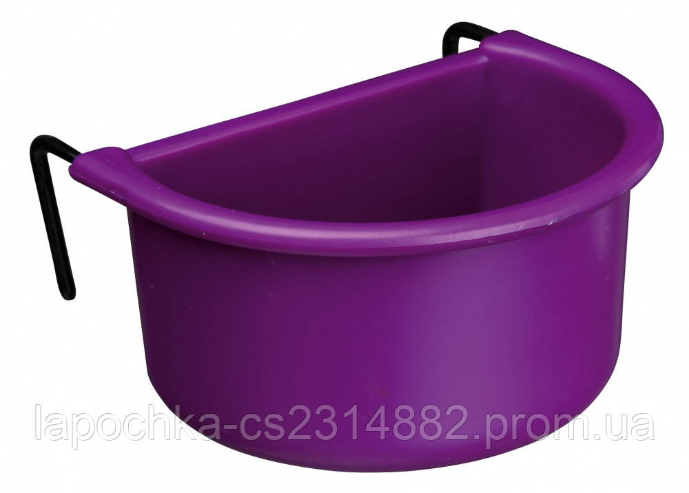 Кормушка Trixie Hanging Bowl для птиц, 75мл и 85мл