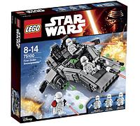 Конструктор Lego Снежный спидер Первого Ордена (75100)