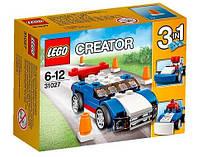 Конструктор Lego Синий гоночный автомобиль (31027)