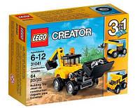 Конструктор Lego Строительные машины (31041)