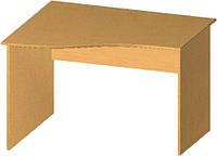 Угловой стол БЮ 105 (1000*600*750Н), фото 1