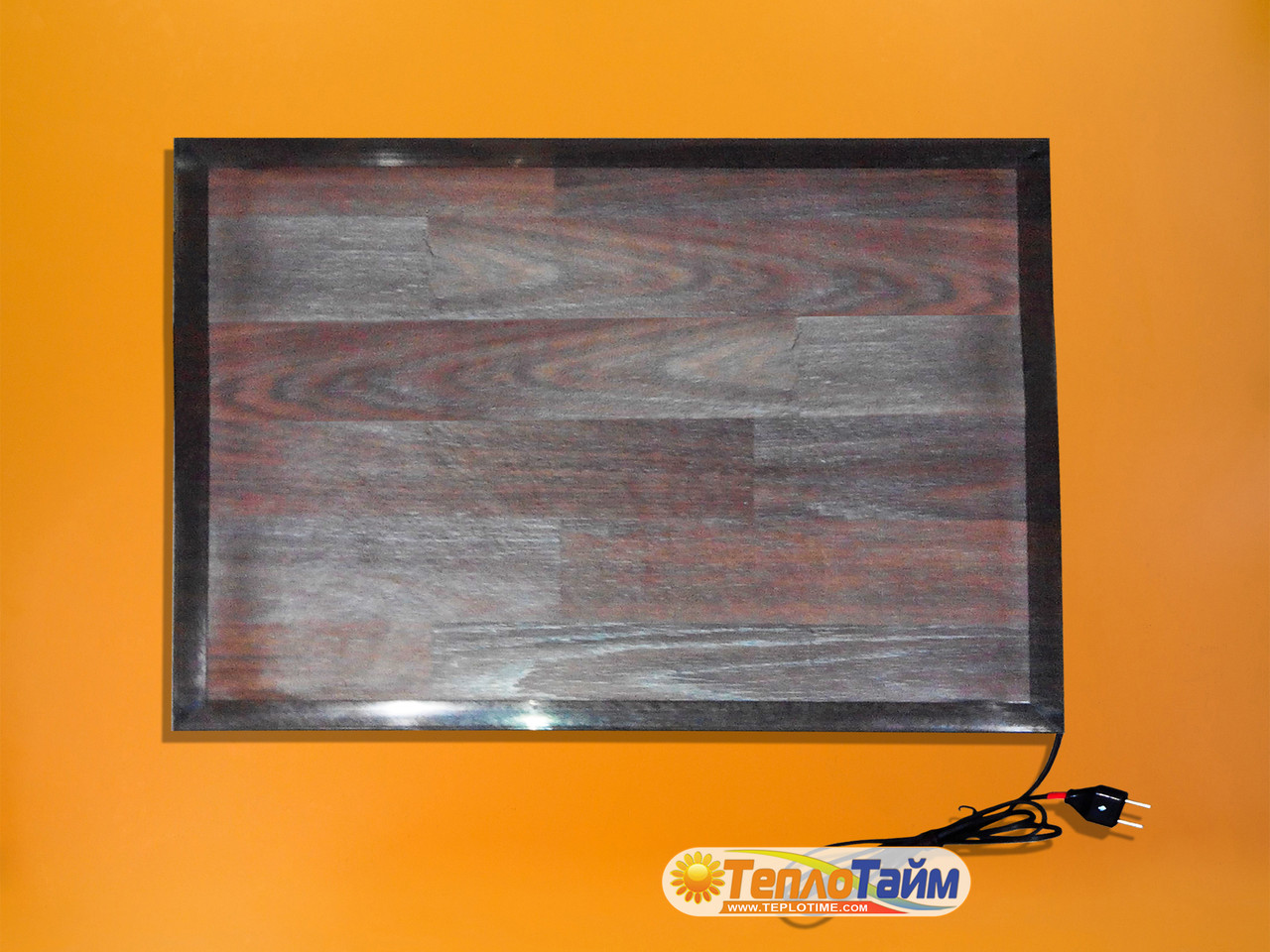 "Килимок ""ТепЛесик"" (лінолеум) 70х60 см, (коврик с подогревом)"