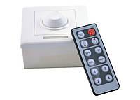 ИК диммер IR DMR 12V, 6A (12 кнопок)
