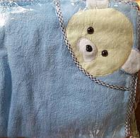Полотенце уголок для купания, фото 1