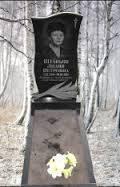 Памятники ганит от производителя Житомир (Образец №184)