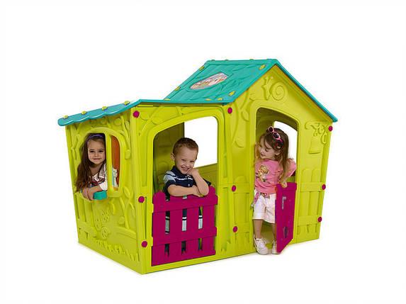 Игровой домик для детей Keter Magic Villa 17190655, фото 2