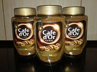 """Кофе растворимый """"D'or Gold"""" гранулированный 200 г"""