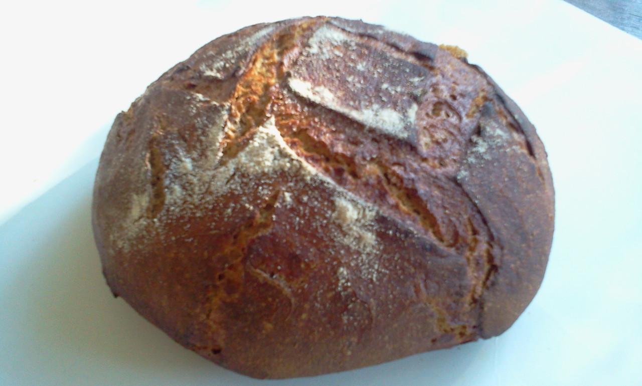 """Хлеб """"Диамант"""" на закваске"""