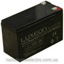 Акумулятори для безперебійники Luxeon