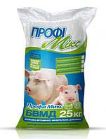 БВМД Профимикс для супоросных и лактирующих свиноматок, 25кг
