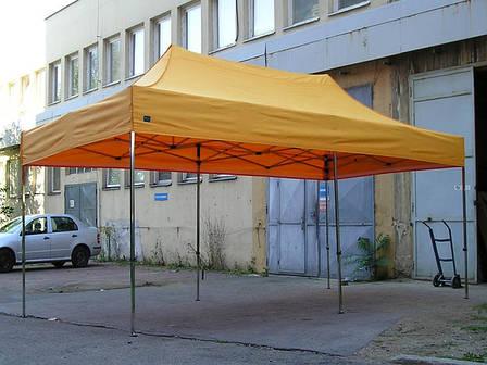 Шатёр торговый. 3х4. производство Украина. вес 55кг. Очень прочный. верх прорезиненный., фото 2