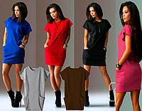 """Женское стильное  платье """"Кальвин"""" - 7 цветов"""