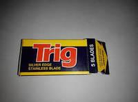 Лезвия для бритья Trig Silver (5шт)
