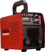 Сварочный инвертор Foton CT-270D c дисплеем