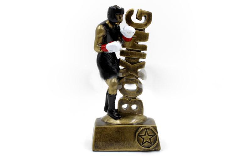 Статуэтка наградная Боксер (19 см)