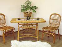 Стол плетенный из лозы СЖ 7