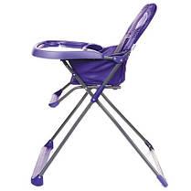 Стульчик для кормления 4 Baby Purple (фиолет), фото 3