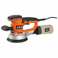 Эксцентриковая ШМ AEG EX 150 ES 440 Вт, 150 мм, 1.7 кг