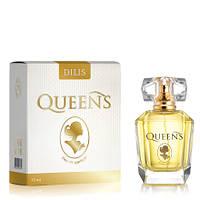 Парфюмерная вода Dilis QUEEN'S (Jadore Dior) 75мл.