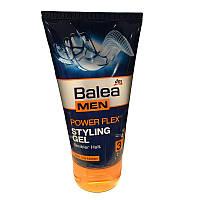 Гель для волос DM Balea Men Power Flex styling gel 150 мл