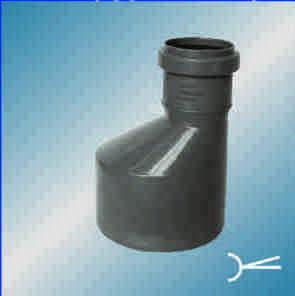 Редукция (переход) канализационная , фото 2