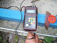 Измерение толщины изоляционных и лакокрасочных покрытий ультразвуковой толщинометрией-от 27 грн./замер