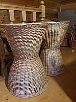 Багетница плетенная из лозы, фото 1