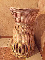 Багетница  плетеная  из лозы, фото 1
