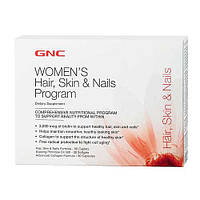 Витамины для Женщин GNC Women Hair Skin &amp Nails Program (30-day program)