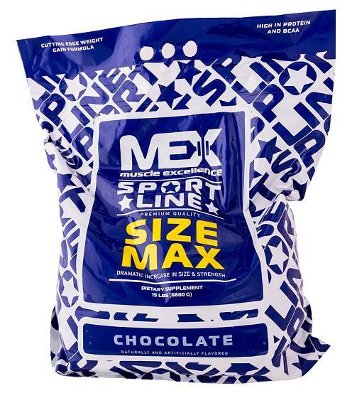 Гейнеры MEX Nutrition Size Max 6,8 kg