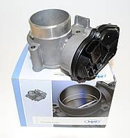 Патрубок дроссельный, дроссель, ВАЗ 2190 Гранта, E-GAS 8 кл. в сборе DELPHI