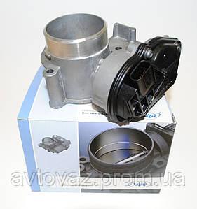 Патрубок дроссельный, дроссель, ВАЗ 2190 Гранта, E-GAS 16 кл. DELPHI