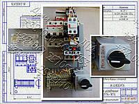 Б5134, БМ5134 нереверсивный блок управления асинхронным двигателем, фото 1