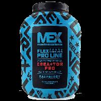 Углеводы, Карбо MEX Nutrition Crea-Tor Pro 2,72 kg raspberry