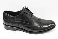 Мужские кожаные классические туфли ТМ Calif