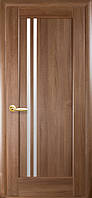 Межкомнатные двери Делла сатин (венге, золотая ольха, каштан, грей)